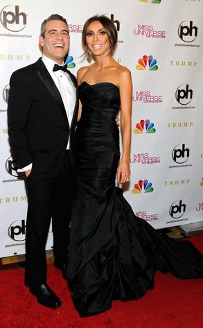 Andy Cohen, Giuliana Rancic, Miss Universe