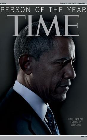 President Obama, Time Cover