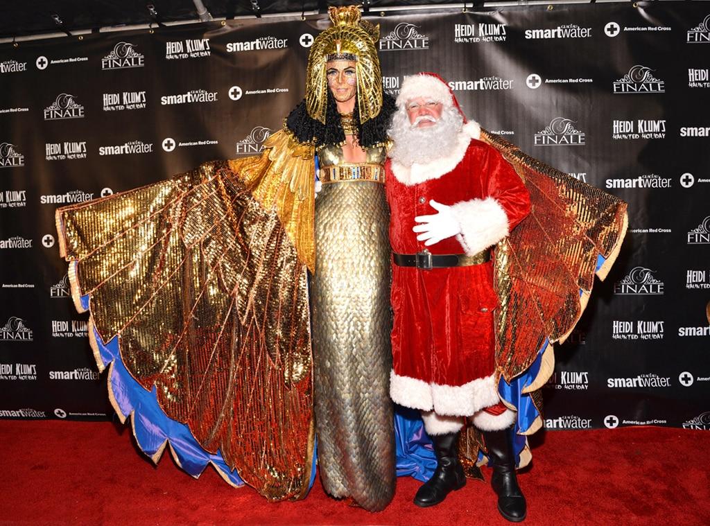 Heidi Klum, Heidi Klum's Haunted Holiday Party