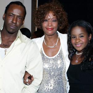Bobby Brown, Whitney Houston, Bobbi Kristina
