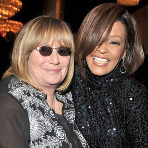 Penny Marshall, Whitney Houston
