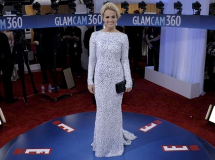 Carrie Underwood GlamCam
