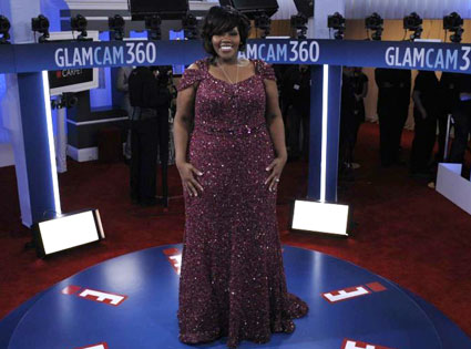 Kelly Price, Glam Cam, 2012 Grammy