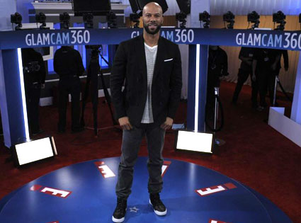 Common, Glam Cam, 2012 Grammy