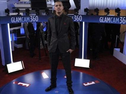 J. Cole, Glam Cam, 2012 Grammy