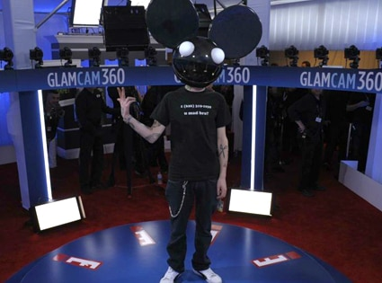 Deadmau5, Glam Cam, 2012 Grammy