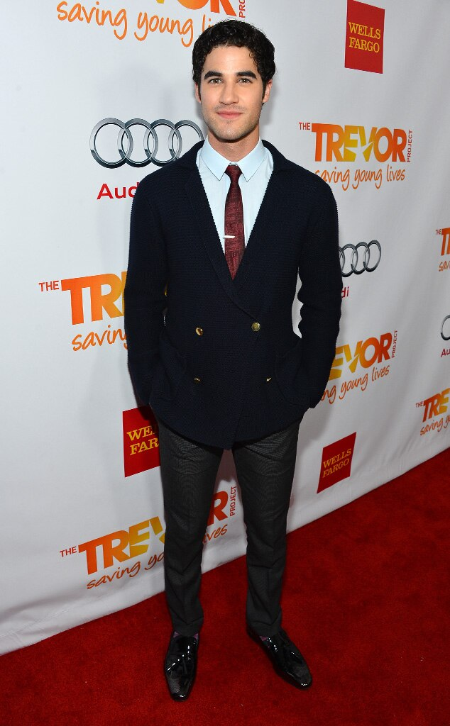 Darren Criss, Trevor Live