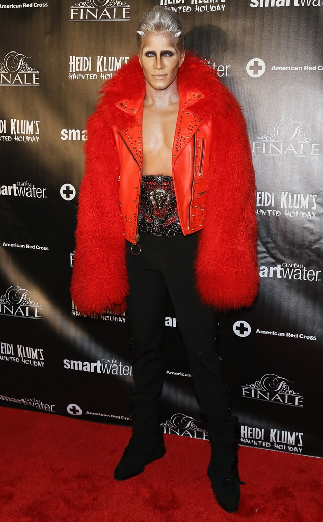 Jay Manuel, Heidi Klum's Haunted Holiday Party