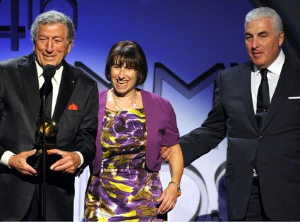 Tony Bennett, Mitch Winehouse, Janis Winehouse