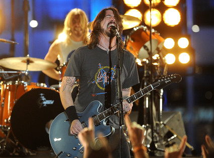 Dave Grohl, The Foo Fighters