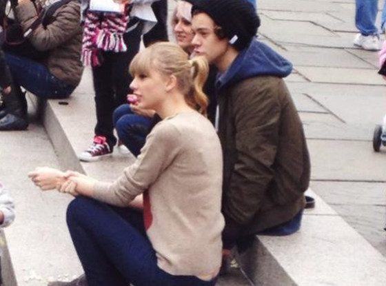 Taylor Swift, Harry Styles, Instagram, Twitter