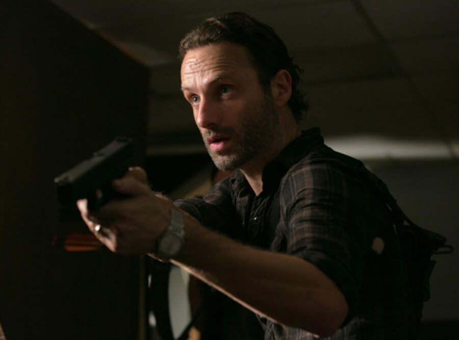 Andrew Lincoln, Walking Dead
