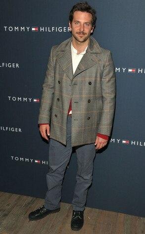 Bradley Cooper, NY Fashion Week