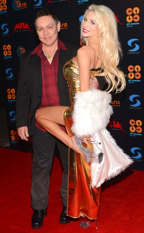 Doug Hutchison, Courtney Stodden