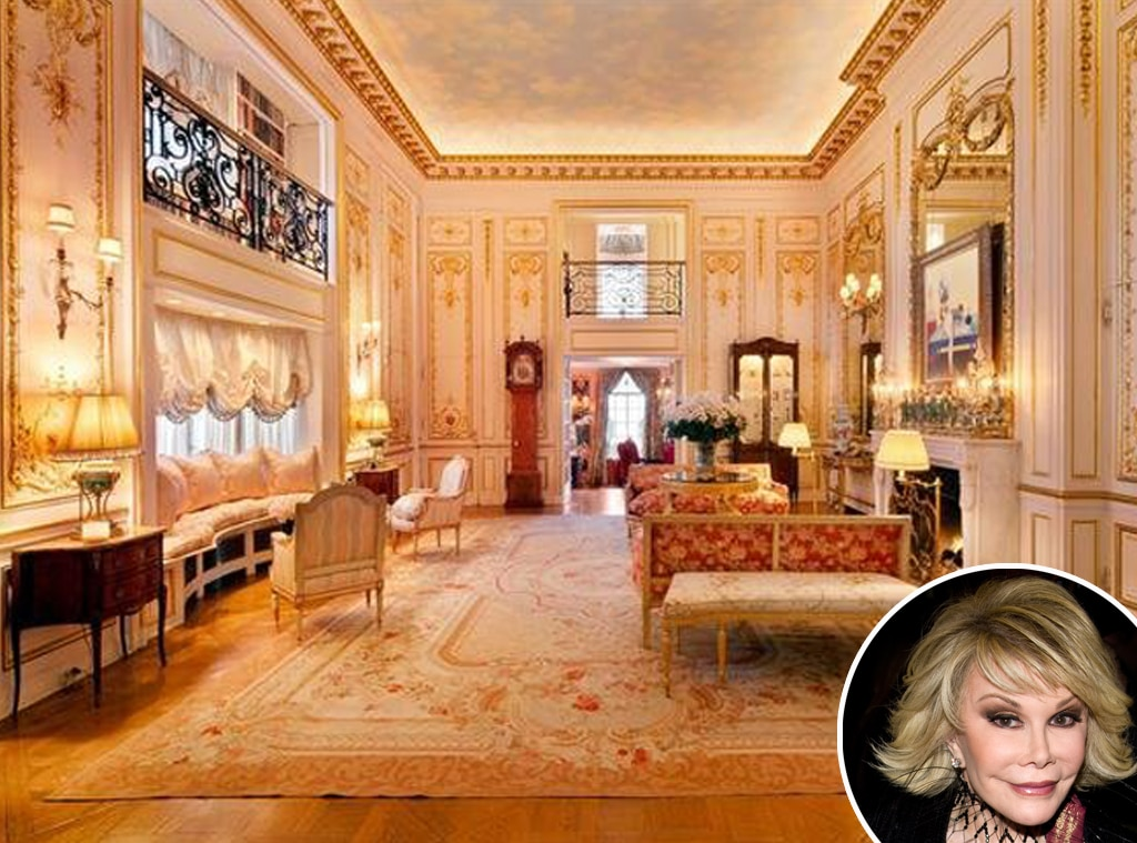 Joan Rivers, Real Estate