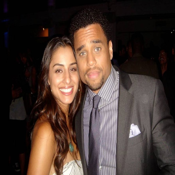 Michael ealy wife