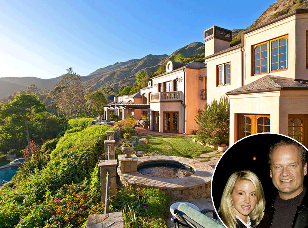 10 Kelsey And Camille Grammer List Malibu Home From Top