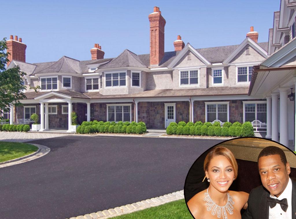 Beyonce, Jay Z, Hamptons Home