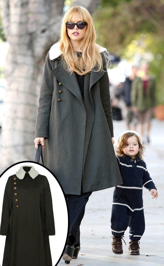 Rachel Zoe, AllSaints Soviet Coat