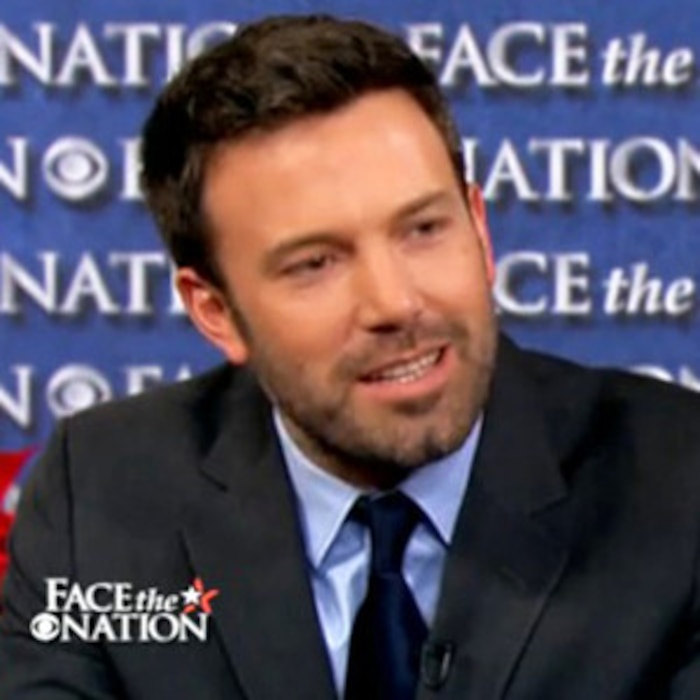 Ben Affleck, Face the Nation