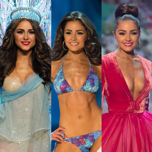 Miss USA, Costume, Swimsuit, Gown