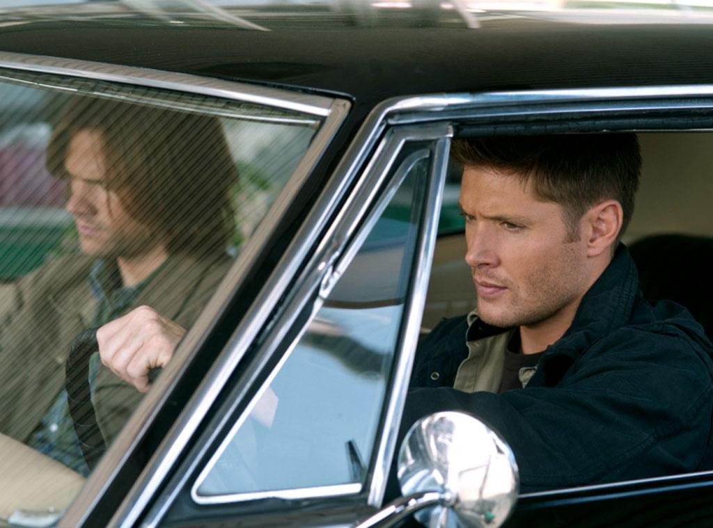 Supernatural, Jared Padalecki, Jensen Ackles