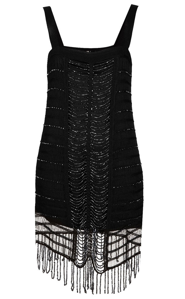 TopShop Beaded Flapper Dress