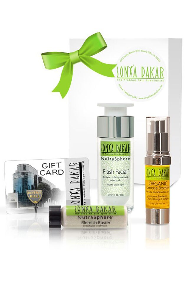 Sonya Dakar Holiday Rehab Skin care kit