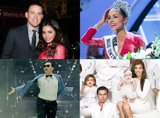 PSY, Kardashian Holiday Card, Olivia Culpo, Channing Tatum, Jenna Dewan-Tatum