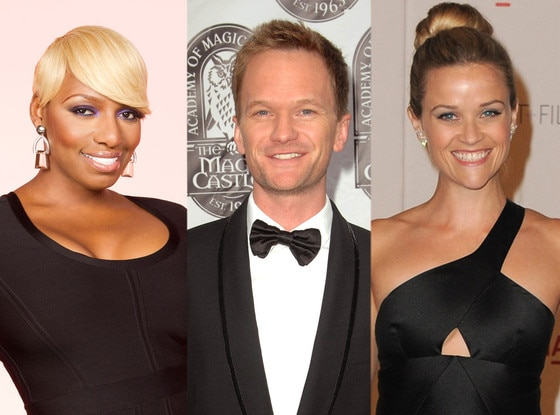 Reese Witherspoon, Neil Patrick Harris, Nene Leakes