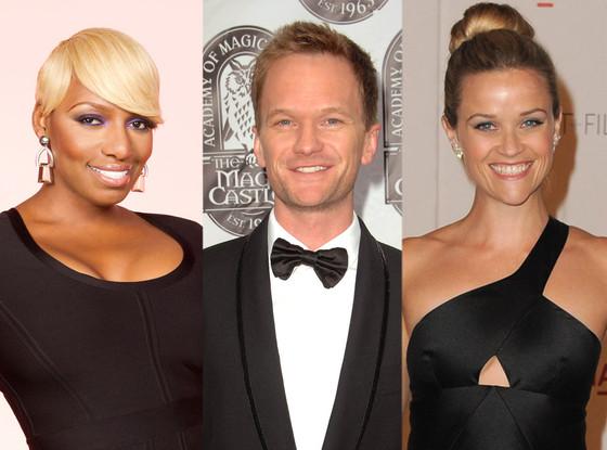 Reese Witherspoon, Neil Patrick Harris, Nene Leakes