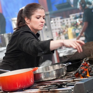 Alex Guarnaschelli, Nex Iron Chef