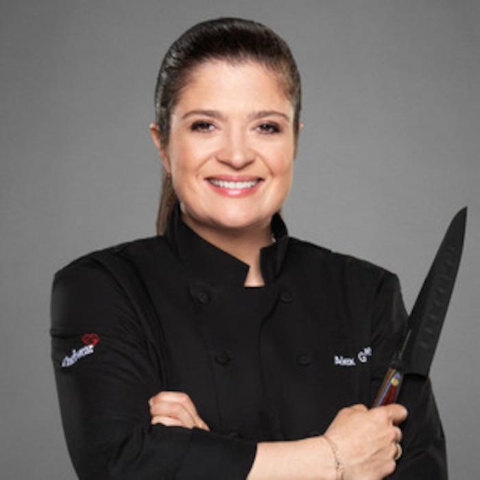Next Iron Chef, Alex Guarnaschelli