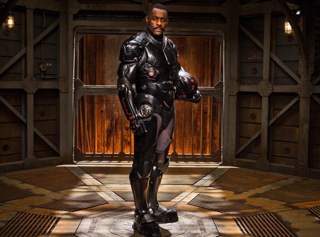 Idris Elba, Pacific Rim