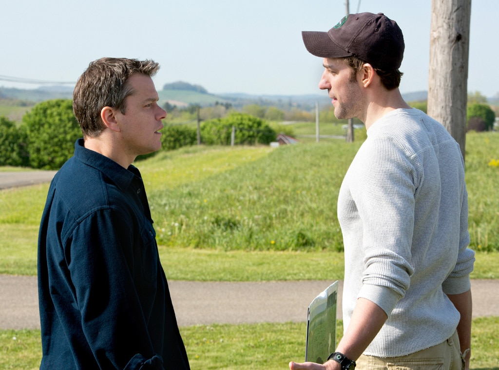Matt Damon, John Krasinski, Promised Land