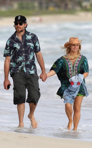 Jessica Simpson, Eric Johnston