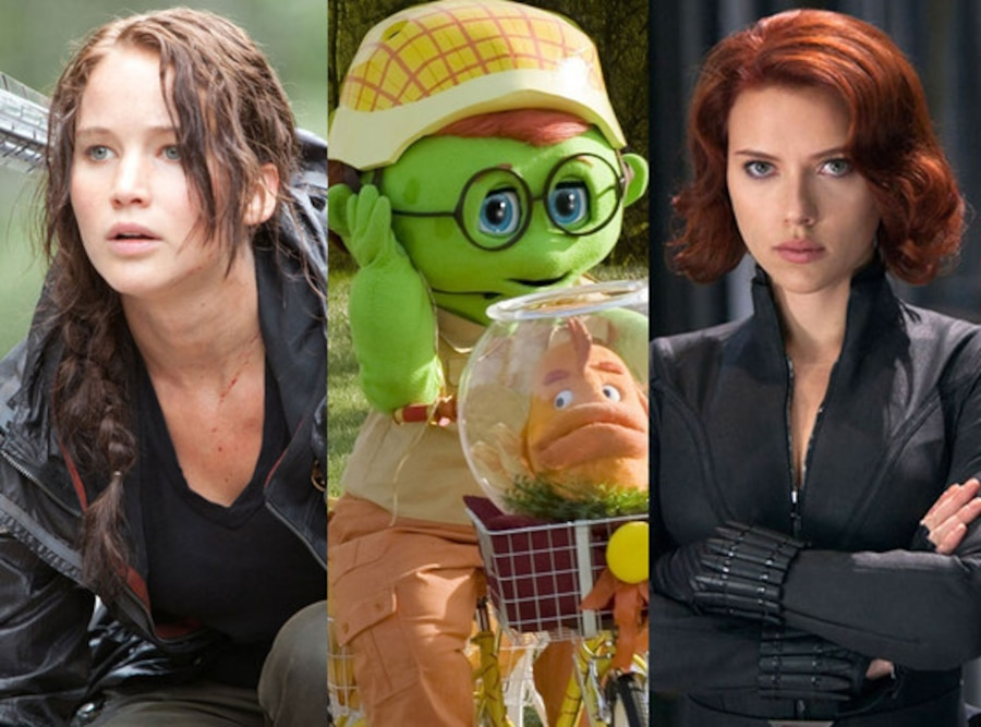 The Oogieloves, Hunger Games, The Avengers