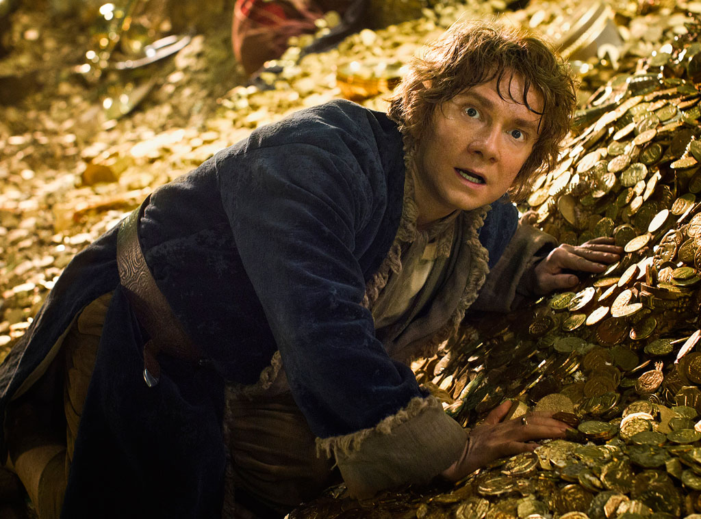 Martin Freeman, The Hobbit Desolation of Smaug