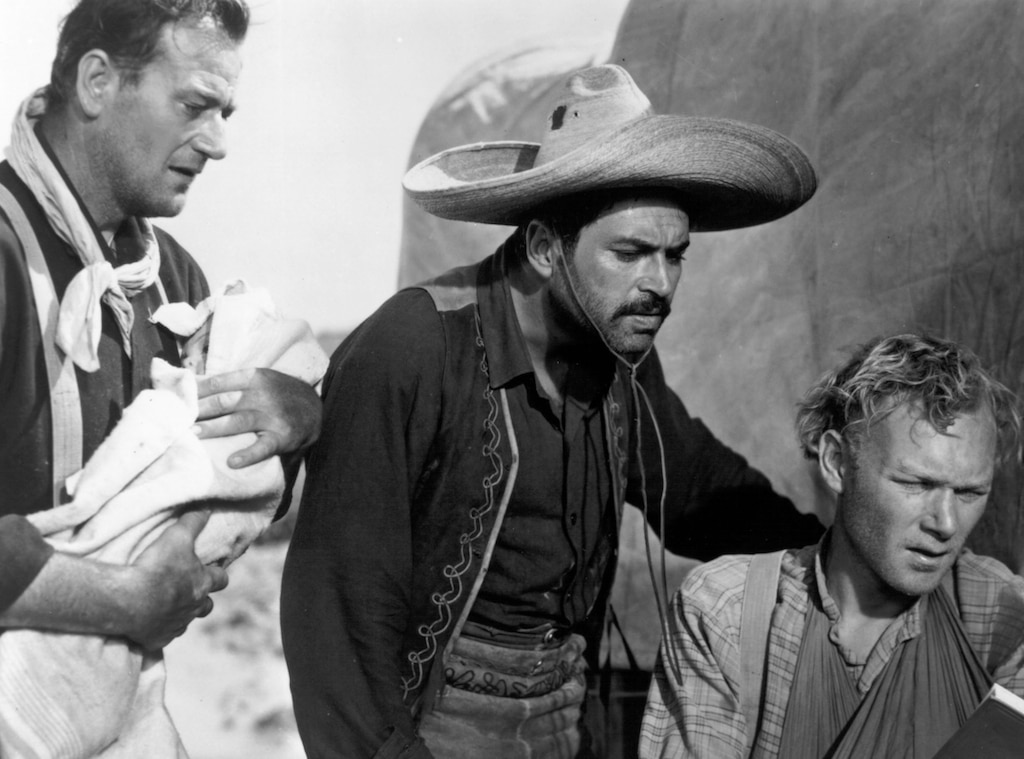 John Wayne, Pedro Armendariz, Harry Carey, Three Godfathers