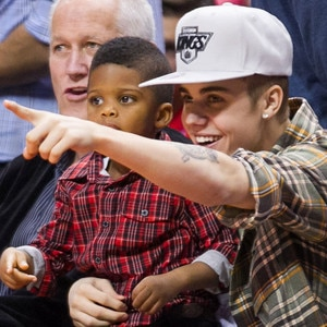 Justin Bieber, Chris Paul Jr