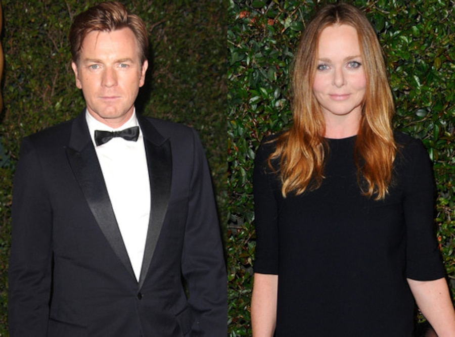 Ewan McGregor, Stella McCartney