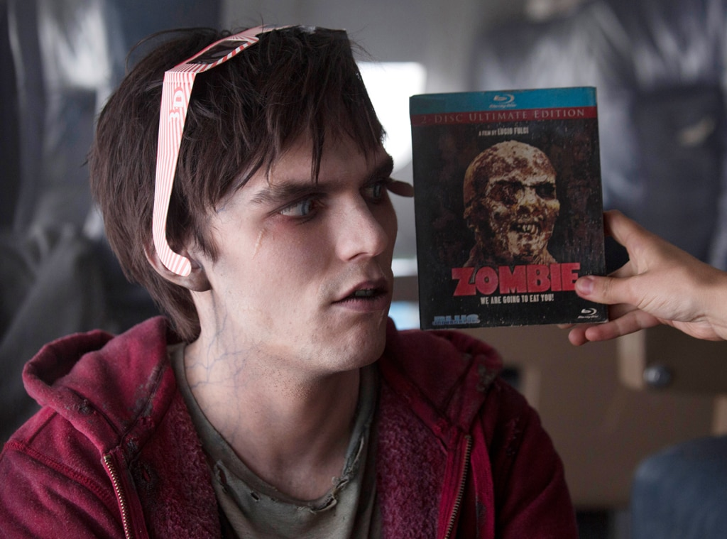 Nick Hoult, Warm Bodies