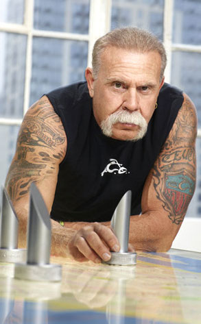 Paul Teutul Sr., Celebrity Apprentice