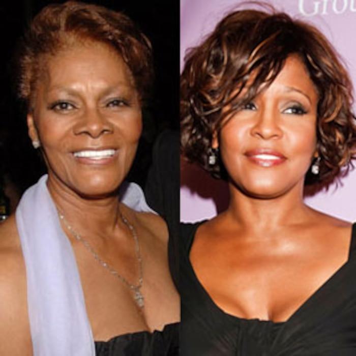 Dionne Warwick, Whitney Houston