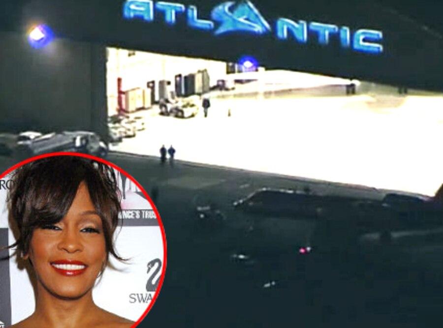 Plane, Whitney Houston
