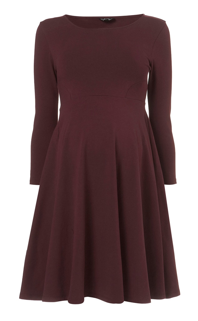 Top Shop Maternity ¾ Flippy Dress, Duchess Catherine