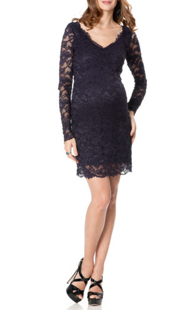 Hale Bob Long Sleeve Lace Maternity Dress From Kate Middleton 39 S Maternity Wardrobe Great Looks
