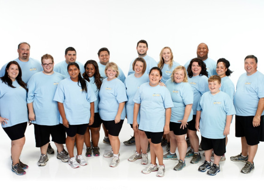 The Biggest Loser, Season 14 Cast