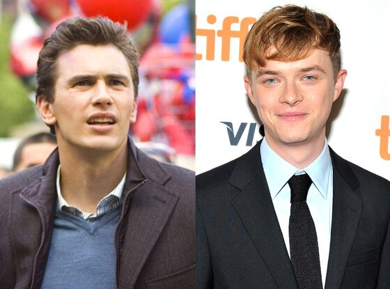 Dane DeHaan, James Franco, Spiderman