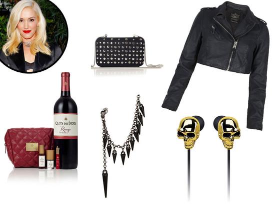 Rocker Girl Gift Guide, Gwen Stefani